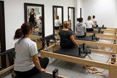 Pilates Studio Equipment in Sala Evoluzioni