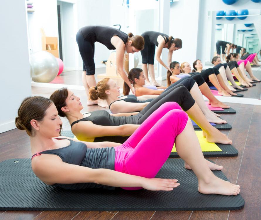 4Fitness Pilates Palestra Rovigo